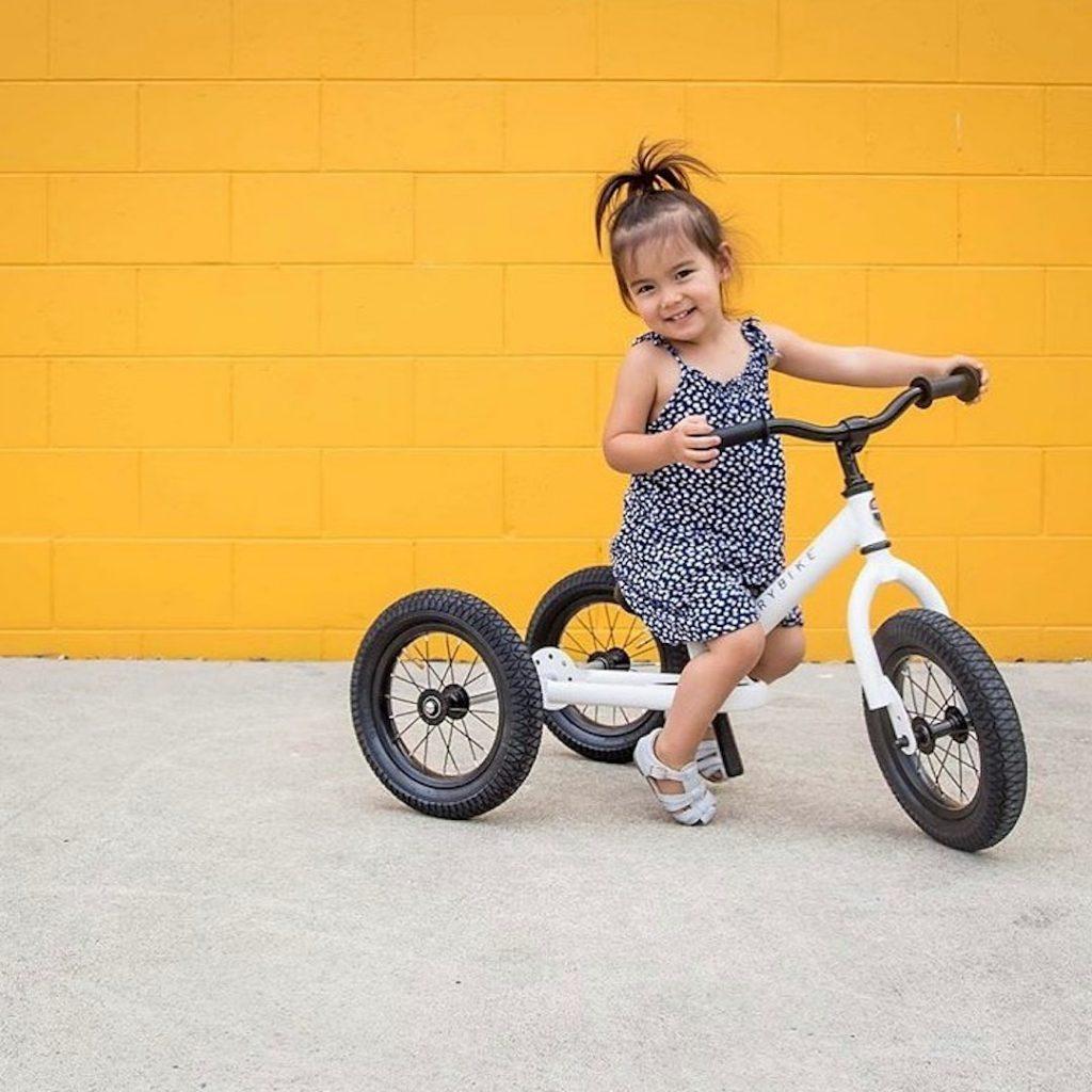 Bicicleta triciclo Trybike
