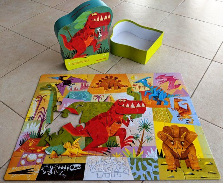 puzzle de carton