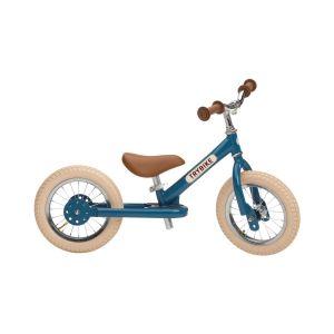 Bicicleta sin pedales Trybike Vintage azul