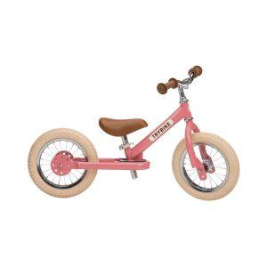 Bicicleta sin pedales Trybike Vintage rosa
