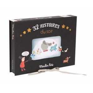 Caja del cine (32 historias) Moulin Roty