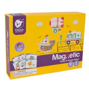 Caja magnética Transportes Classic World