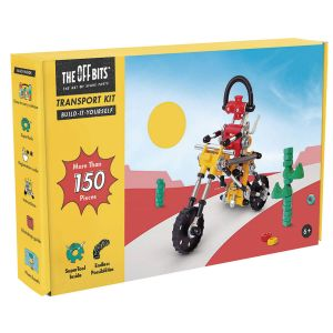 Kit de construcción Vehículo RiderBit The Offbits