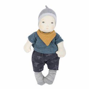Muñeco Bebé niño Les Bébés Moulin Roty