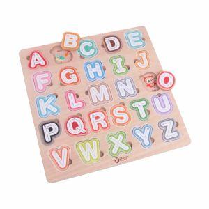 Puzzle Alfabeto Classic World