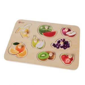 Puzzle Frutas Classic World