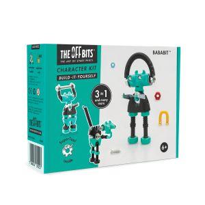 Kit de construcción Robot 3 en 1 BabaBit The Offbits