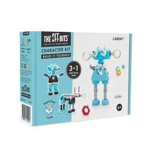 Kit de construcción Robot 3 en 1 CareBit The Offbits