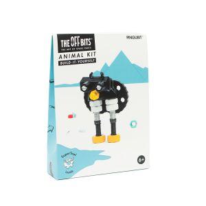 Kit de construcción Animal PinguBit The Offbits