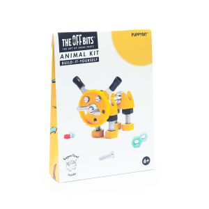 Kit de construcción Animal PuppyBit The Offbits