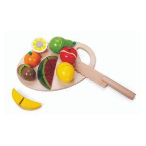 Set de cortar frutas Classic World