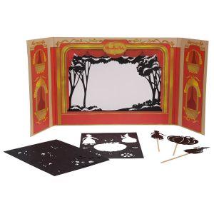 Teatro de cartón y sombras de Cenicienta Moulin Roty
