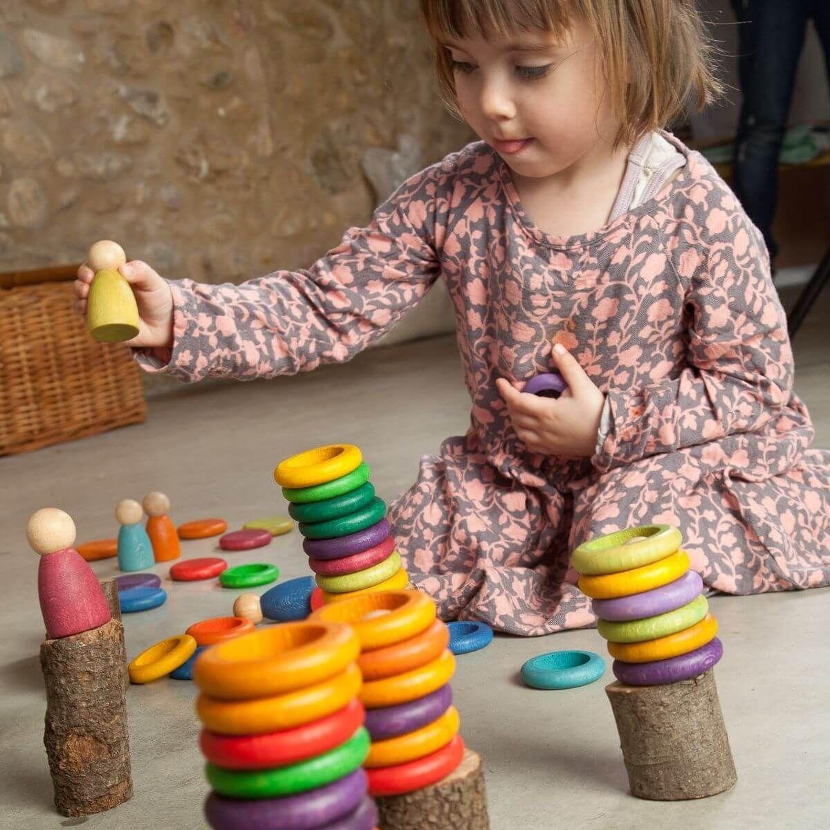 Los mejores juguetes educativos para niñ@s de 2 años