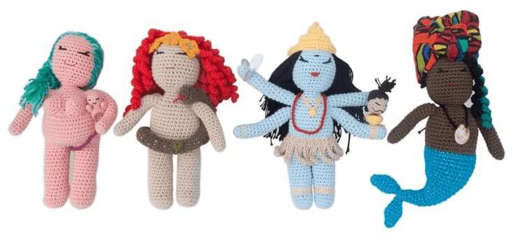 Jugar con muñecas para cambiar el mundo