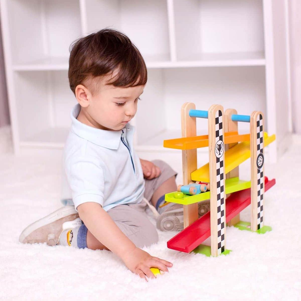 Los mejores juguetes educativos para niños de 1 año